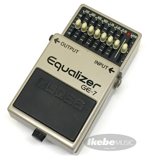 BOSS GE-7 Equalizer /USED
