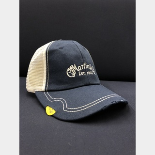 Martin Martin Pick Hat (Navy)