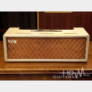 VOX 1961年製 JMI AC-30 Piggy Back Head Fawn [Super Rare]