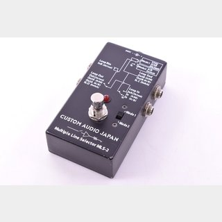 Custom Audio Japan (CAJ) CUSTOM AUDIO JAPAN  / MLS-2 Multiple Line Selector 【WEBSHOP】