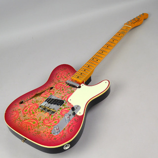 Fender Custom Shop Ltd Roasted PINE Double Esquire