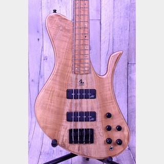 Aquilina DB 4st -Spalted Maple Top-【NEW】