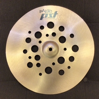 "PAiSTe PST-X 14"" Swiss Flanger Crash【定価より40%OFF!!】"
