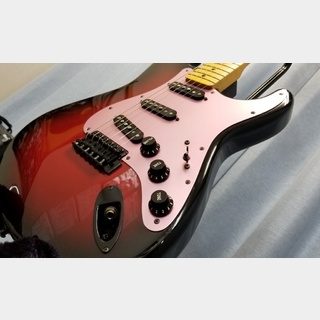 Fender Ken Stratocaster Galaxy Red