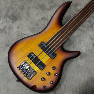 IbanezBass Workshop SRF705 Brown Burst Flat (BBF) フレットレスベース 【御茶ノ水本店】