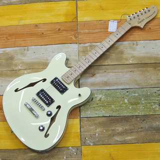 Squier by Fender Affinity Series Starcaster  Olympic White