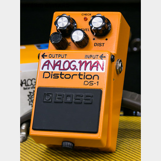 ANALOG.MAN DS-1 Pro with Midrange Knob