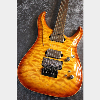 G-Life Guitars 【冬のG-Lifeフェアー開催中】DSG Life-Quilt WM Active Honey Sphene Burst #5179【極杢個体】
