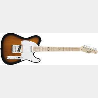 Squier by Fender Affinity Telecaster 2-Tone Sunburst Maple【新宿店】