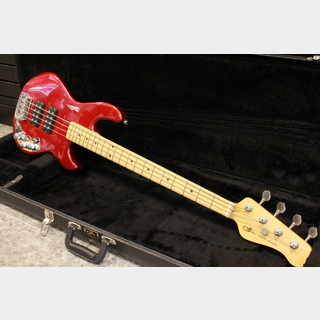 G&L 【セール対象品】Limited CLF L-2000, Maple Fingerboard (USED) 	Candy Apple Red Metallic