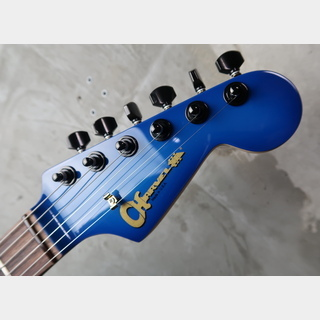 Charvel USA Custom ShopJake E. Lee Signature Blue Burst