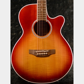 Takamine PTU121C FCB ~Fated Cherry Burst~【国産】【エレアコ】