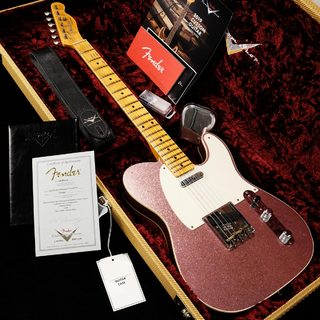 Fender Custom ShopLimited Edition Fat'50s Telecaster Custom Journeyman Relic Aged Champagne Sparkle 【渋谷店】