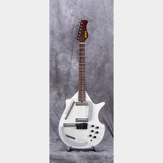 STARS Electric Sitar WH