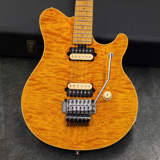 MUSIC MAN EVH Signature Trans Gold