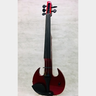 WOOD VIOLINSStingray SVX5《Candy Apple Red》