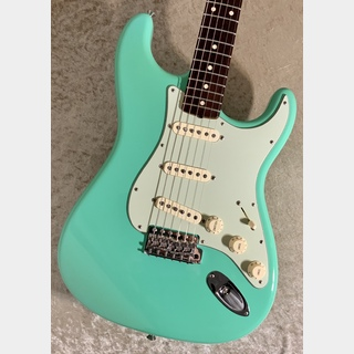 Fender Custom Shop 1960 Stratocaster N.O.S Sea Form Green 2011年製【美品中古】