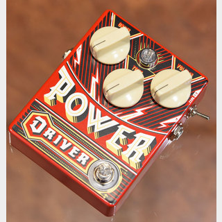 "DR.NO OVERDRIVE pedal ""POWER DRIVER MK-II"" 【福岡パルコ店】"