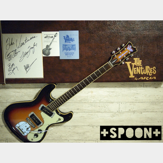 ARIA VM-2002 The Ventures 40th Anniversary Model