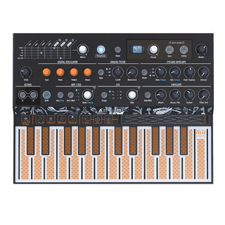 Arturia MicroFreak Hybrid Synthesizer 【即日出荷可能】