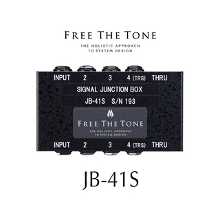 Free The Tone JB-41S Signal Junction Box
