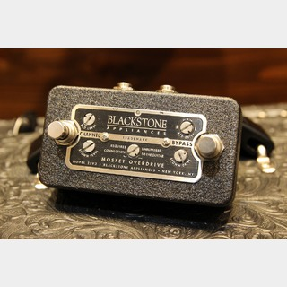 Blackstone Appliances Mosfet Overdrive 2SV3 レアペダル上陸!