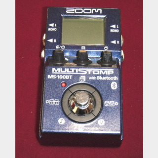 ZOOM MS-100BT 【中古】[DM500]