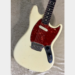 Fender 1964 Musicmaster White【ネック割れ修正特価】【横浜店】