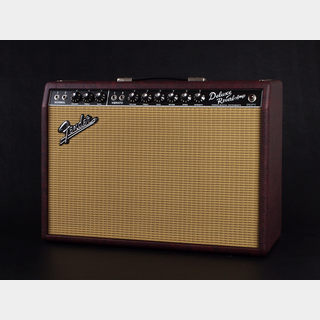 "Fender Limited Edition 65 Deluxe Reverb ""Bordeaux Blues"" FSR"