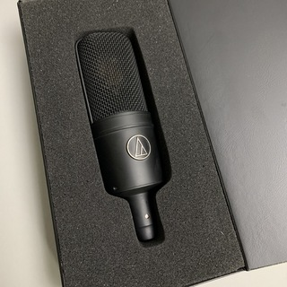 audio-technica AT4040 Made in Japan コンデンサーマイク