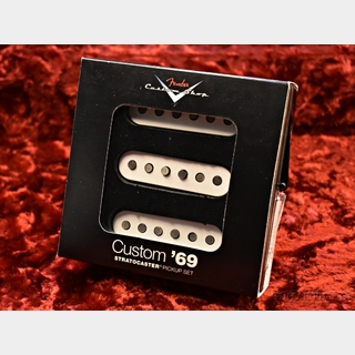 Fender Custom Shop ''CUSTOM '69'' Pickup Set For Stratocaster【正規輸入品】【全国送料無料!】