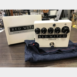 RED WITCH Famulus 【中古品】【元箱・取説・収納袋付】【ディストーション】