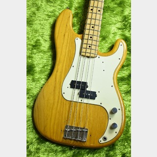 Fender1973 Precision Bass -Natural/M- 【VINTAGE】【駅前店】