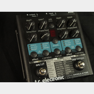tc electronic NM-1 Nova Modulator