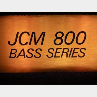MarshallJCM800 BASS SERIES