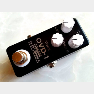 SAMURAI ELECTRONICS OVD-1 mini OverDrive Black