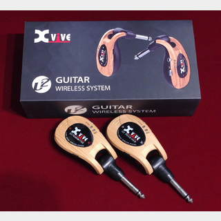 Xvive XV-U2 Natural 【限定カラー】 Wireless Guitar System