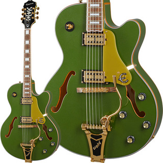 Epiphone Emperor Swingster (Forest Green Metallic)