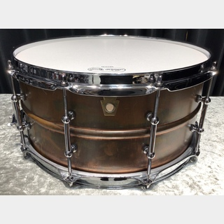 "Ludwig LC663T COPPERPHONIC 14""x6.5""【アウトレット品につき定価より30%OFF!】"