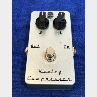 Keeley Compressor 2knob