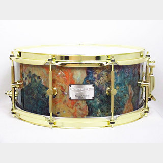 "canopusSW-1465PH Stabilized Wood Snare Drum 14""x6.5"""