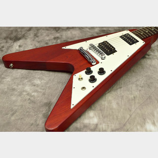 Gibson USA Flying V Faded MOD Worn Cherry 【新宿店】