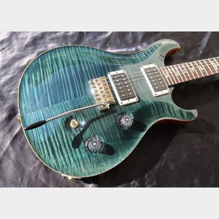 Paul Reed Smith(PRS) Limited Custom24 10 Top / Slate Blue