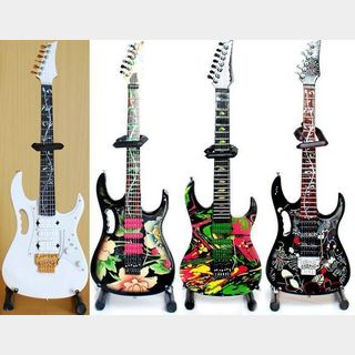 NO BRAND Steve Vai Miniature Guitar Set