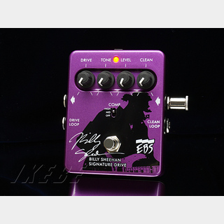 EBS Billy Sheehan Signature Drive Pedal【特価】