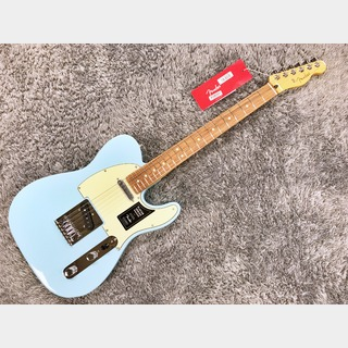 Fender Limited Edition Player Telecaster Sonic Blue 【限定カラー】【2020年製】