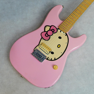 Squier by Fender Hellow Kitty Stratocaster