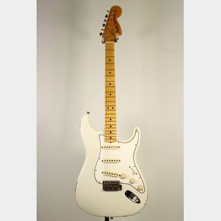 Fender Custom Shop Master Built Series Todd Krause 1969 Stratocaster Journeyman Relic / Olympic White