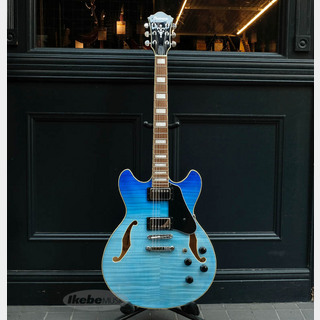 Ibanez Artcore AS73FM-AZG [SPOT MODEL] 【本数限定生産完了特価】