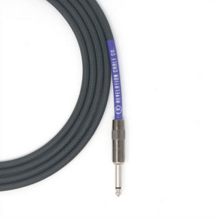 Revelation Cable The Charcoal - Van Damme Pro Grade Classic XKE【20ft / SS】